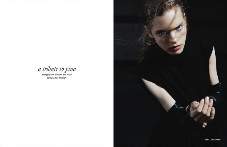 a tribute to pina // Schön!Magazine