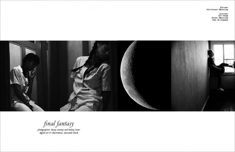 final fantasy // Schön!Magazine