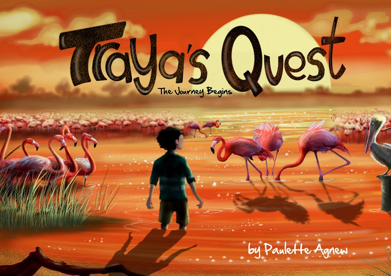 Traya's Quest: The Journey Begins //Authoright