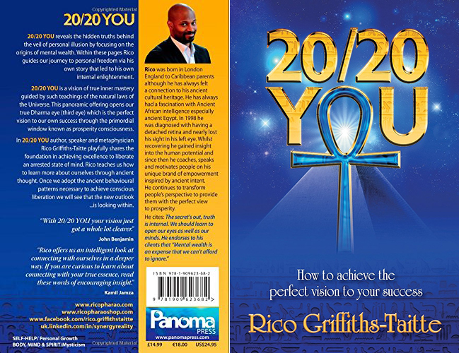 20/20 You: How to Achieve the Perfect Vision of Your Success //Authoright