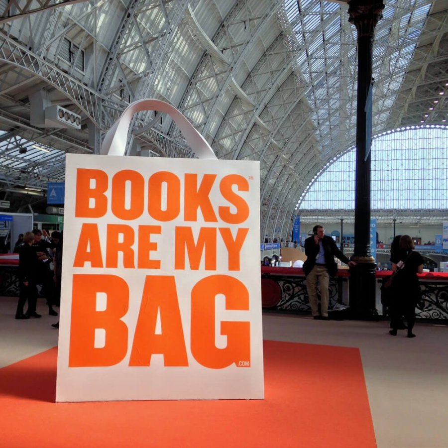 The London Book Fair 2016 //Authoright