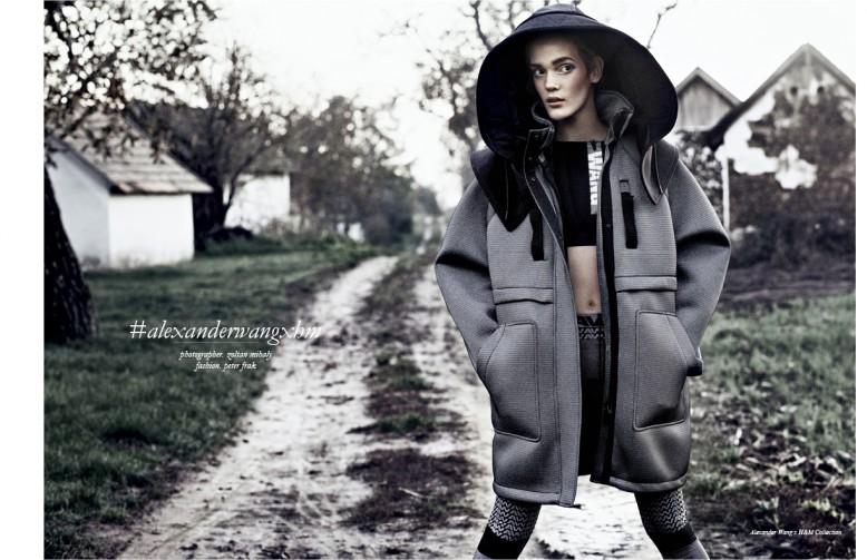 AlexanderWang x H&M launches // Schön!Magazine