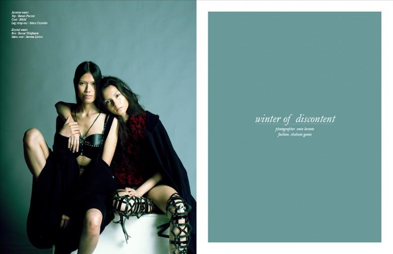 winter of discontent // Schön!Magazine